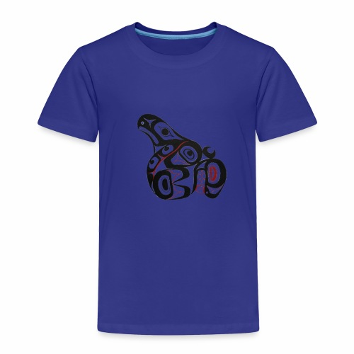 Killer Whale - Toddler Premium T-Shirt