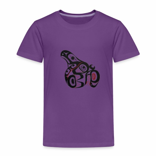Killer Whale - Toddler Premium T-Shirt