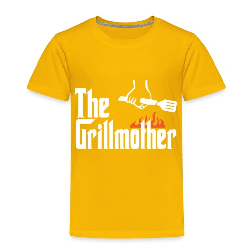 The Grillmother - Toddler Premium T-Shirt