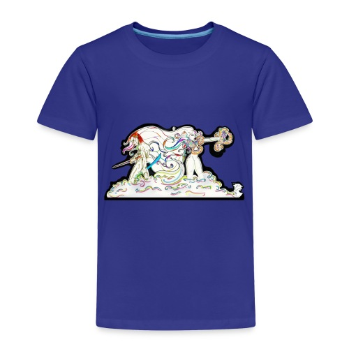 MD At Your Side - Toddler Premium T-Shirt