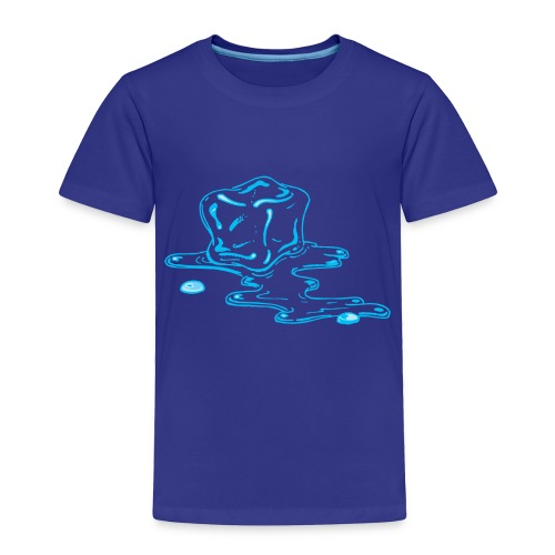 Ice melts - Toddler Premium T-Shirt