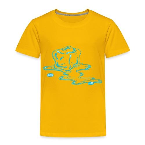 Ice melts - Toddler Premium T-Shirt