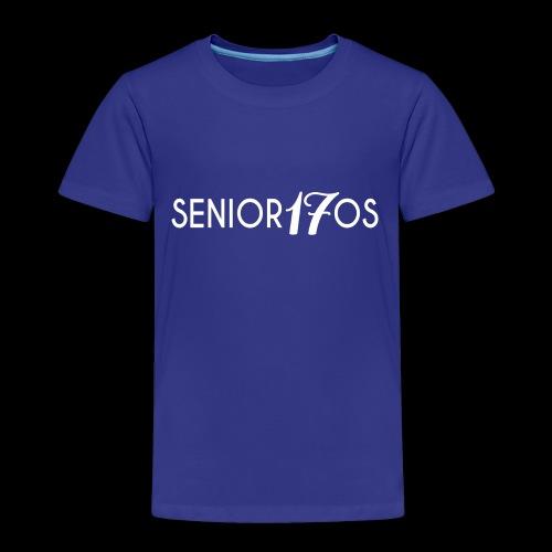 Senior17os - Toddler Premium T-Shirt