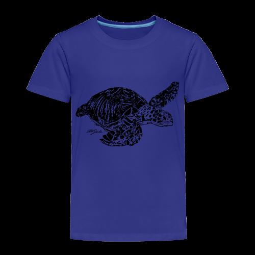turtle - Toddler Premium T-Shirt