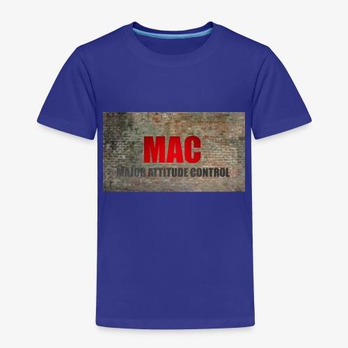 MAC LOGO - Toddler Premium T-Shirt