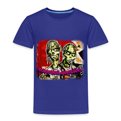 xxZombieSlayerJESSxx - Toddler Premium T-Shirt