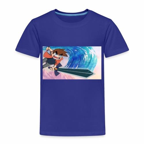 Funnerdiction fantasy - Toddler Premium T-Shirt
