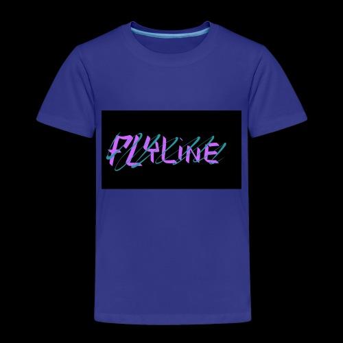 Flyline fun style - Toddler Premium T-Shirt