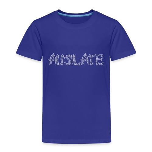 Ausilate The Bigger Meaning Collection - Toddler Premium T-Shirt