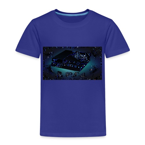 ps4 back grownd - Toddler Premium T-Shirt