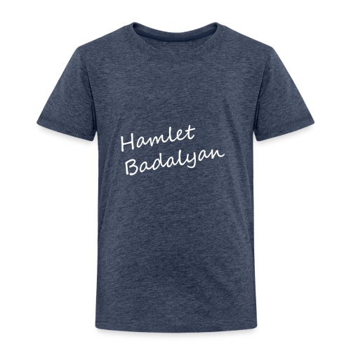 HB - Toddler Premium T-Shirt