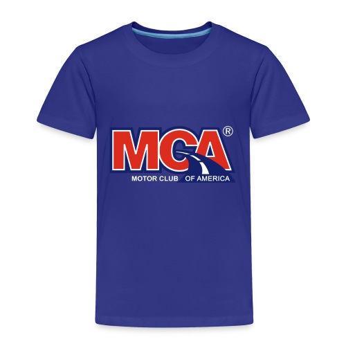 MCA Logo Transparent - Toddler Premium T-Shirt
