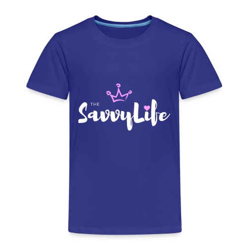 The Savvy Life - Toddler Premium T-Shirt