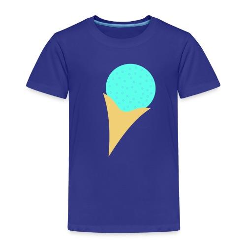 Bubble Gum Ice-Cream - Toddler Premium T-Shirt