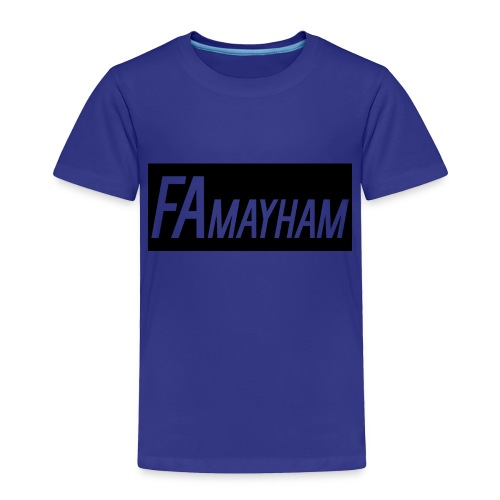 FAmayham - Toddler Premium T-Shirt