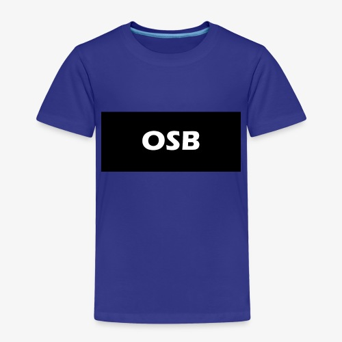 OSB LIMITED clothing - Toddler Premium T-Shirt