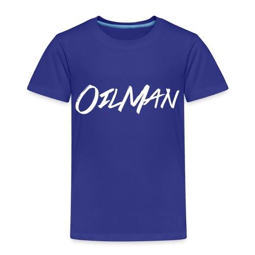 OilMan - Toddler Premium T-Shirt