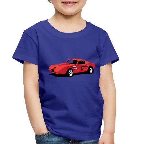 Vintage Hill Climb Race Car - Toddler Premium T-Shirt
