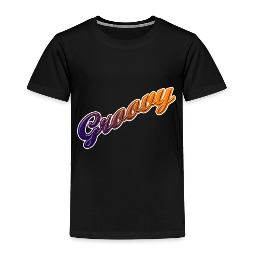 Groovy - Toddler Premium T-Shirt