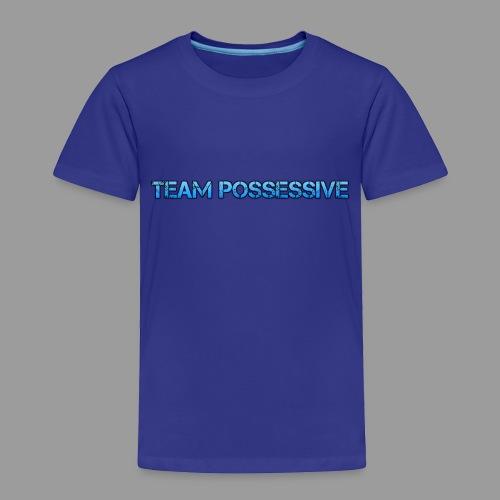 The Possessive Broadcast - Toddler Premium T-Shirt