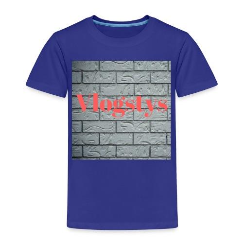 Volgstys - Toddler Premium T-Shirt