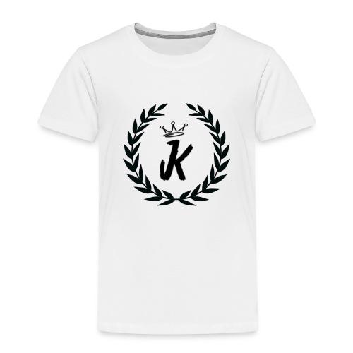 KVNGZ APPAREL - Toddler Premium T-Shirt