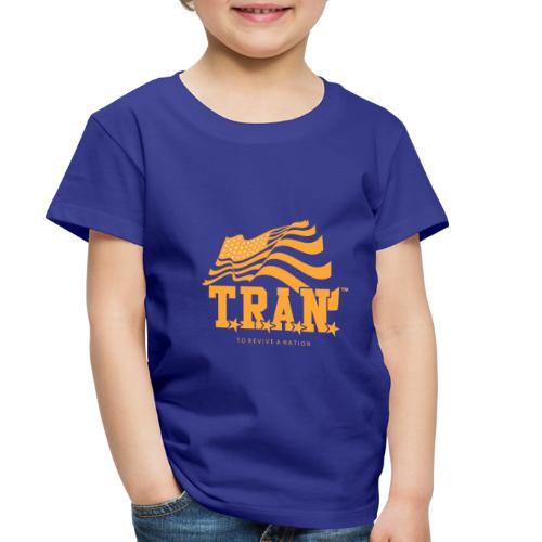 TRAN Gold Club - Toddler Premium T-Shirt