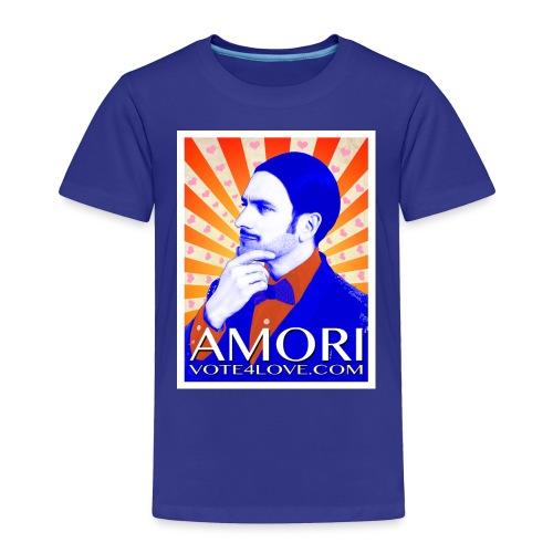 Amori_poster_1d - Toddler Premium T-Shirt