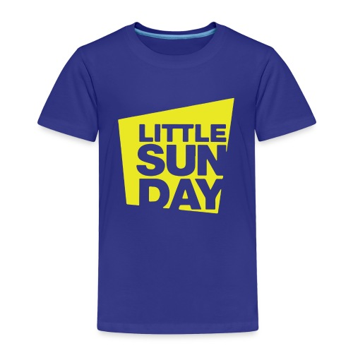 littleSUNDAY Official Logo - Toddler Premium T-Shirt