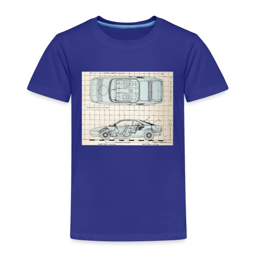 drawings - Toddler Premium T-Shirt
