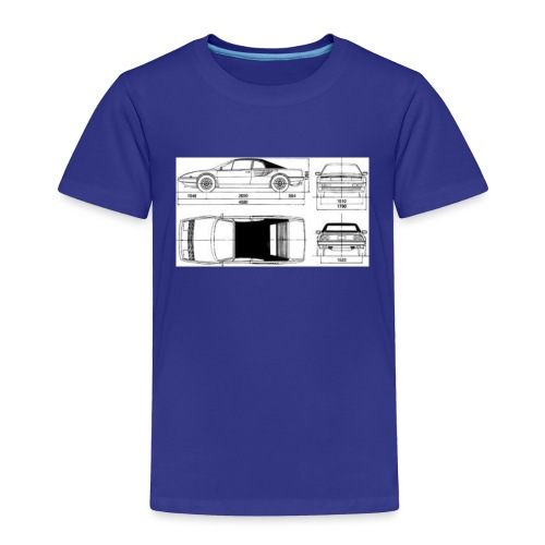 artists rendering - Toddler Premium T-Shirt