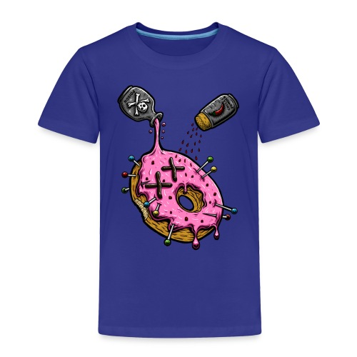 DONUT EAT ME! - Toddler Premium T-Shirt