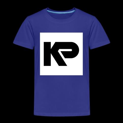 Basic KP Design - Toddler Premium T-Shirt