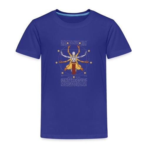 Vitruvian Omnic - Toddler Premium T-Shirt