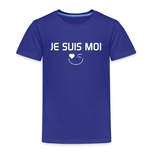 Je Suis Moi - Toddler Premium T-Shirt