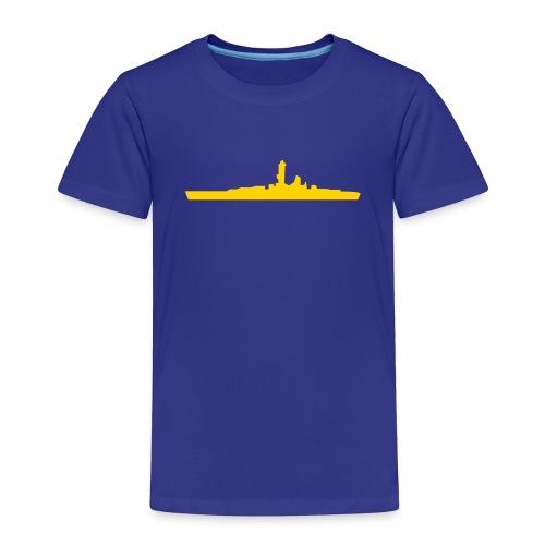 Battleship - Toddler Premium T-Shirt