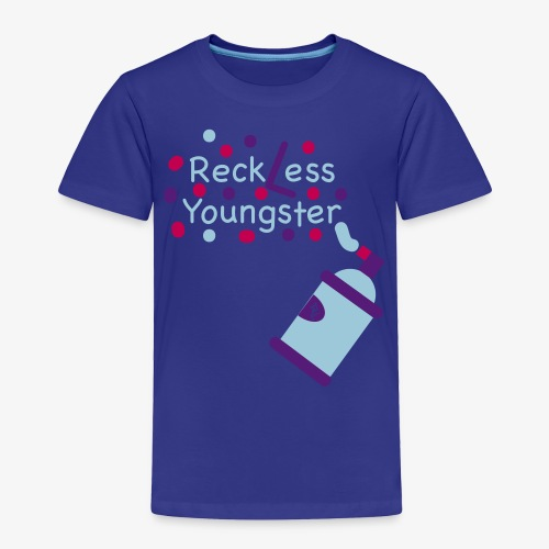 reckless youngster boys - Toddler Premium T-Shirt