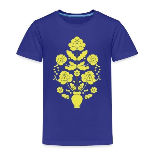 Tree of Life on White - Toddler Premium T-Shirt