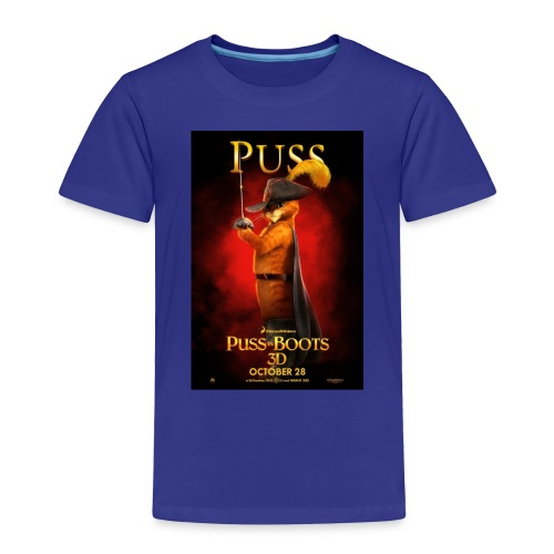 Puss in Boots - Toddler Premium T-Shirt