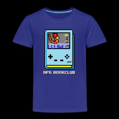 RPG Bookclub Logo - Toddler Premium T-Shirt