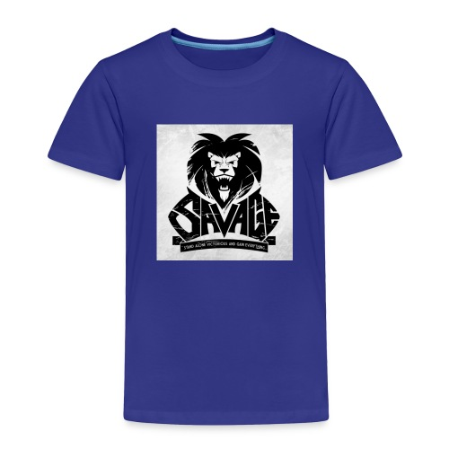 king savage - Toddler Premium T-Shirt