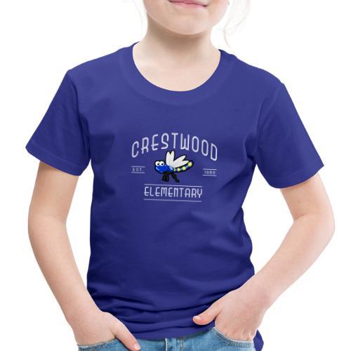 Crestwood Elementary School Youth Heavy Blend Hooded Sweatshirt