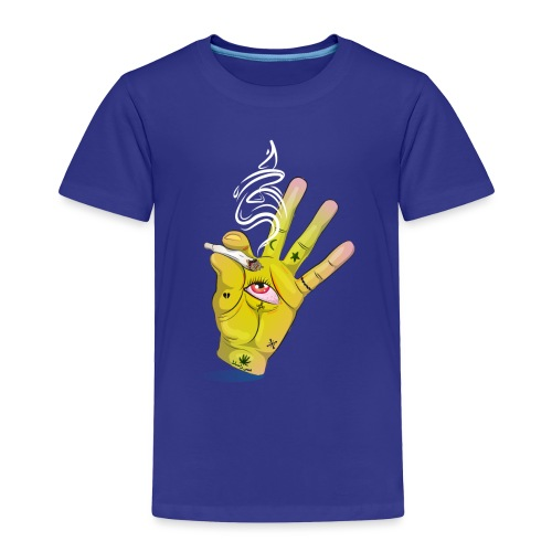 Khalwi High Khamsa - Toddler Premium T-Shirt