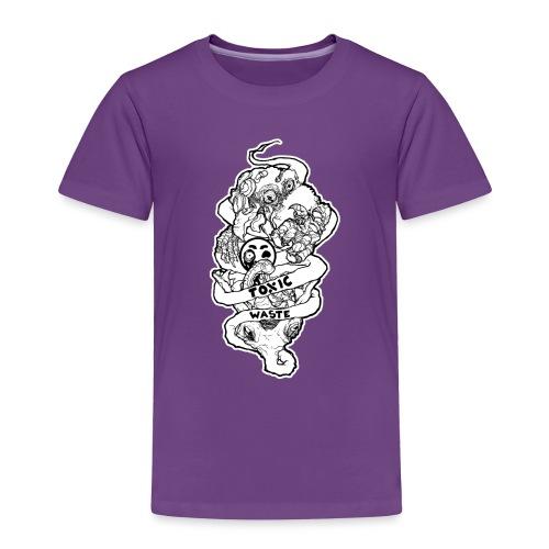 TOXIC WASTE - Toddler Premium T-Shirt