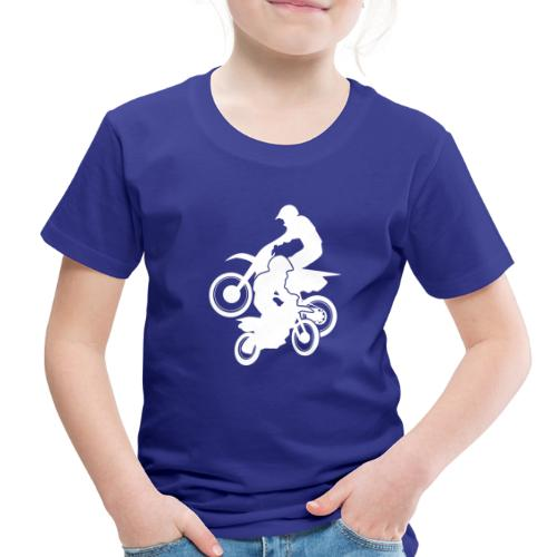 Motocross Dirt Bikes Off-road Motorcycle Racing - Toddler Premium T-Shirt