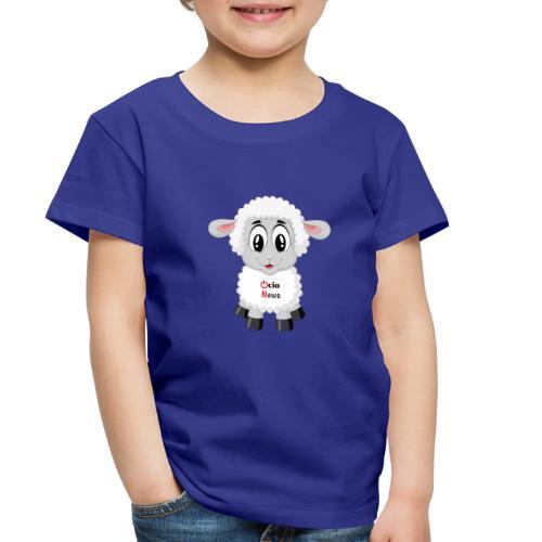 Lamb OcioNews - Toddler Premium T-Shirt