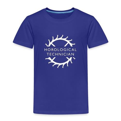 Horological Technician - White - Toddler Premium T-Shirt