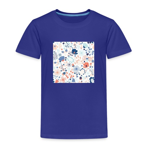 flowers - Toddler Premium T-Shirt