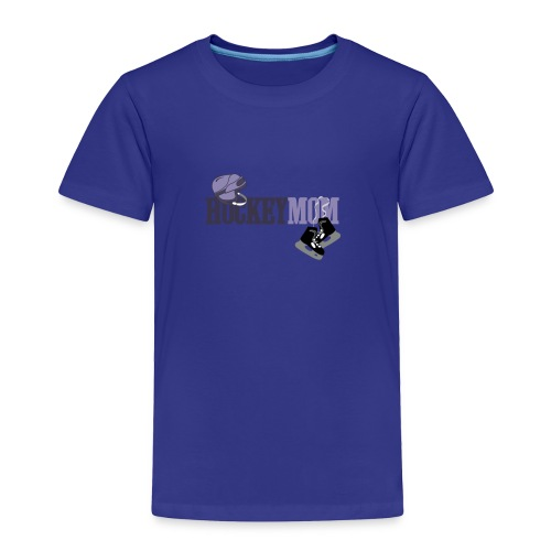 hoceky_mom_4 - Toddler Premium T-Shirt