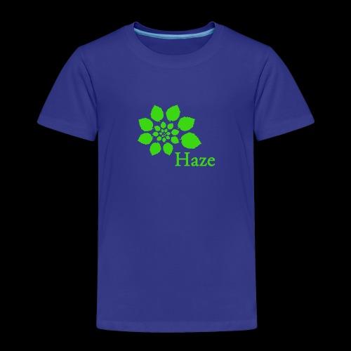 Haze Outdoors Logo - Toddler Premium T-Shirt
